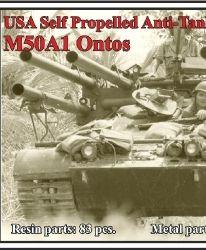 USA Self Propelled Anti-Tank Gun M50A1 Ontos