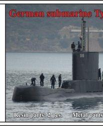 German submarine Type 209/1200