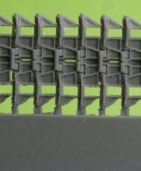 1/72 Tracks for KV, 608 mm cut