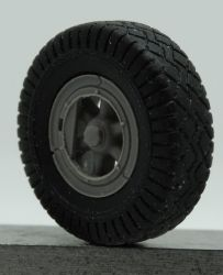 1/72 Wheels for Sd.Kfz.251, type 1