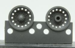 1/72 Wheels for LKW 7t, Continental