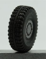 1/72 Wheels for Luchs, Continental (S72480)