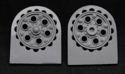 1/35 Sprocket wheel for T-34,mod.1940 type 1 (35004)
