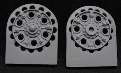 1/35 Sprocket wheel for T-34,mod.1940 type 1 (35011)