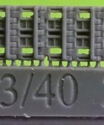 1/72 Tracks for M13/40