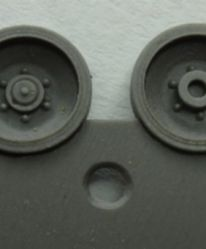 Wheels for BMP-3, type 1