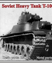 Soviet Heavy Tank T-100