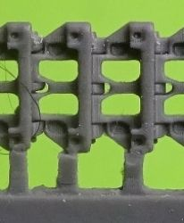 1/72 Tracks for Type 89, late type 1
