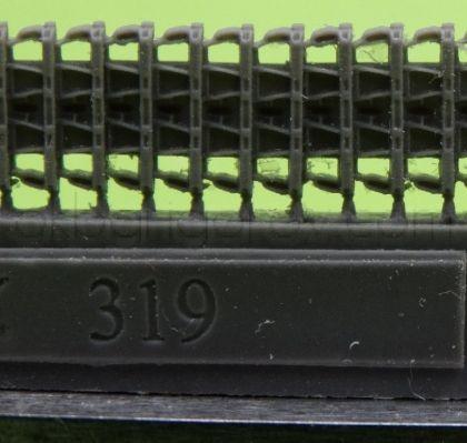 1/72 Tracks for Pz.III/IV , 40 cm, type 8