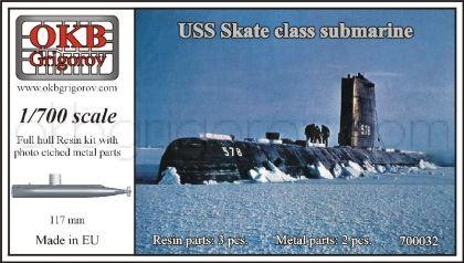 USS Skate class submarine