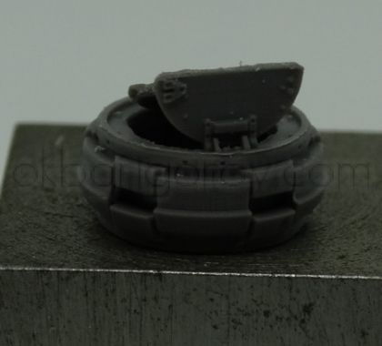 1/72 Commander cupola for Pz.III/IV, type 1