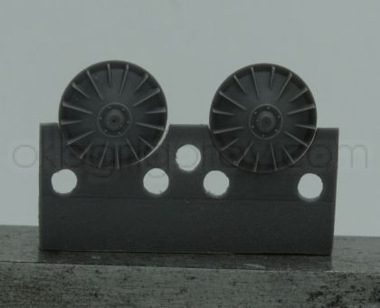 1/72 Idler wheel for Pz.II, type 2