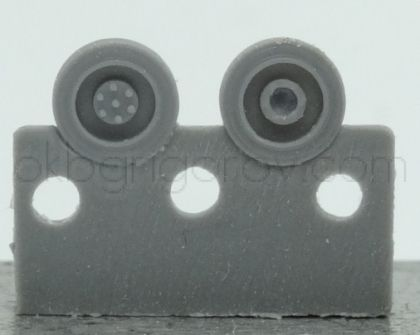 1/72 Return rollers for Pz.III