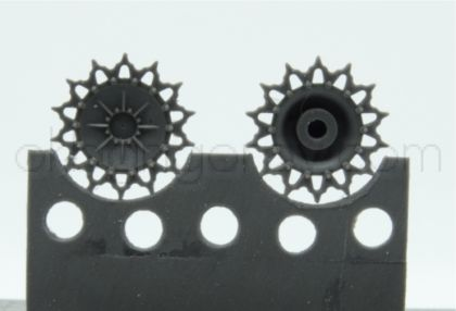 1/72 Sprockets for M3