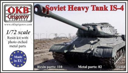 Soviet Heavy Tank IS-4