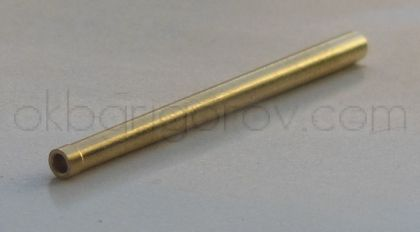 1/72 Metal barrel for F-34 gun, for T-34 and KV-1