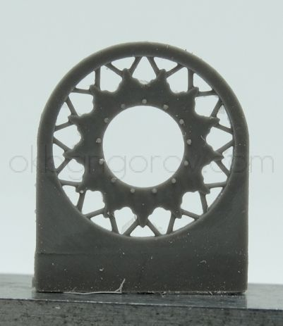 1/72 Sprockets for M26 Pershing, type 1