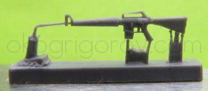 M16A1 assault rifle