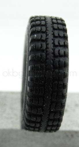 1/72 Wheels for LKW 5t, Continental