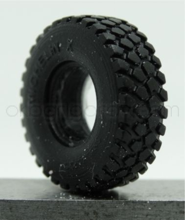 1/72 Wheels for M-ATV