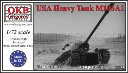 USA Heavy Tank M103A1