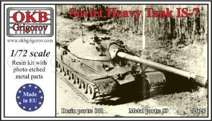 Soviet Heavy Tank IS-7
