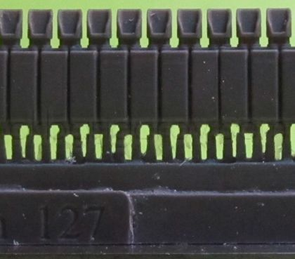 1/72 Tracks for M4 family, T51 with extended end connectors type 3