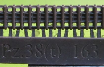 1/72 Tracks for Pz.38(t), late