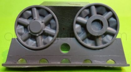 1/35 Early idler wheels for T-64