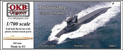 Redoutable class submarine