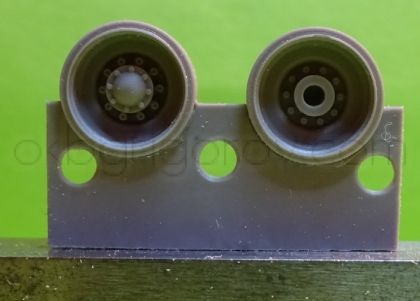 1/72 Wheels for Armata Universal Combat Platform