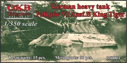 German heavy tank PzKpfw VI Ausf. B King Tiger