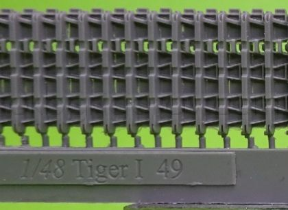 1/48 Tracks for Pz.VI Tiger I, early