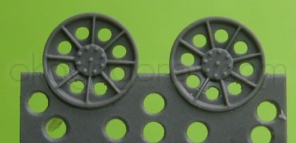 1/72 Idler wheel for Hetzer, type 5