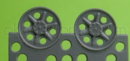 1/72 Idler wheel for Hetzer, type 7