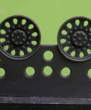 1/72 Idler wheel for Pz.38