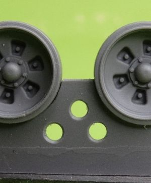 1/48 Wheels for T-72 late / T-90 early