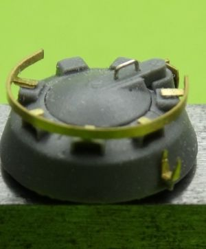 1/72 Comander cupola for Panther ausf. A