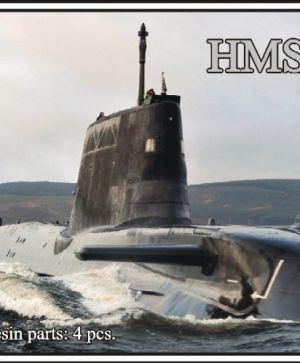 HMS Astute class submarine