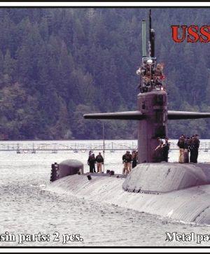 USS Parche SSN-683