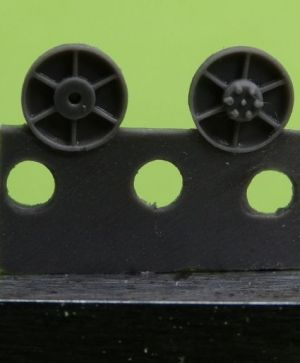 1/72 Return rollers for Stug, type 3