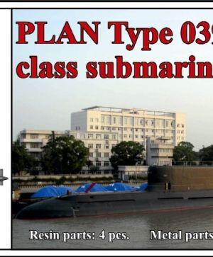PLAN Type 039B Qing class submarine
