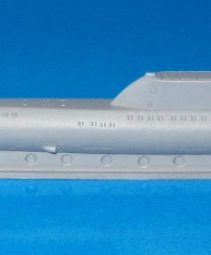 1/700 Soviet submarine project 658 M (NATO name Hotel II)