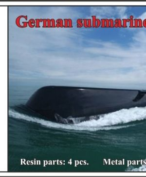 1/700 German submarine Type 214