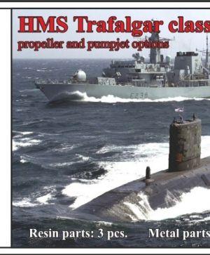 HMS Trafalgar class submarine