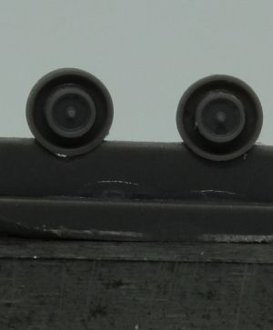 1/72 Return rollers for Pz.IV, type 3
