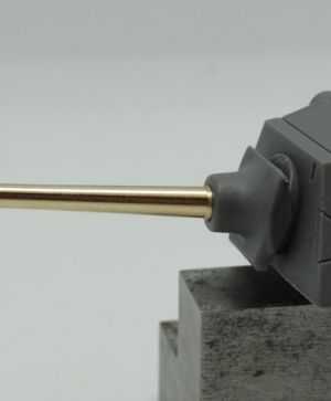 1/72 Turret for Pz.V Panther Ausf. F, production version