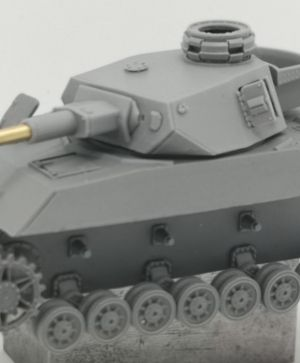 1/72 German Heavy Tank VK.3001(H)