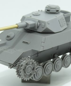 1/72 German Medium Tank Pz.III/IV