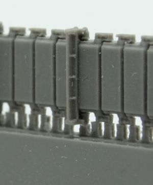 1/72 Tracks for M4 family, T51 with grousers